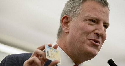 Beyond NYPD crisis, New York mayor's first year marked by innovation