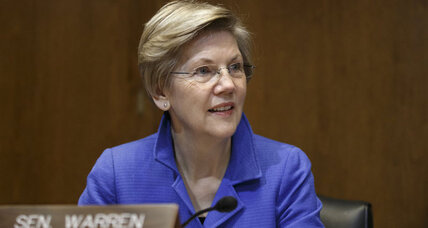 New clout for Warren mind-set: Treasury nominee with Wall Street ties bows out