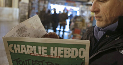 Was Charlie Hebdo attack about revenge – or recruiting European jihadis?