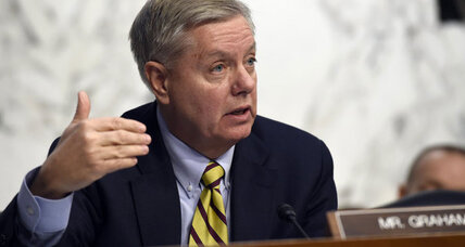 Lindsey Graham explores presidential run. What on earth is he thinking? (+video)