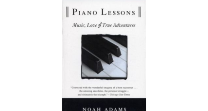 Reader recommendation: Piano Lessons