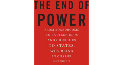 Zuckerberg's book club pick: 'The End of Power'  deals with 'microplayers,' like Hezbollah, hedge funds, and startups