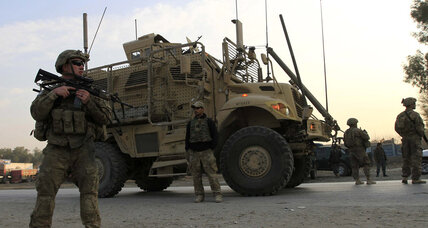 Afghanistan: US should 're-examine' withdrawing from country (+video)
