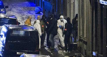 Belgium police kill two in shootout during counterterror raid