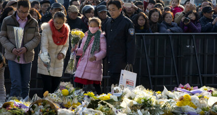 Chinese media and public demand answers on Shanghai stampede
