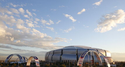 How are Super Bowl cities selected? (+video)
