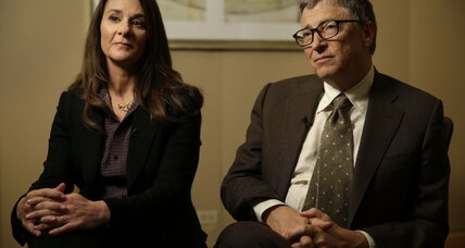 Why Bill and Melinda Gates expect record progress for global poor