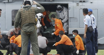 AirAsia crash: Teams speed up recovery efforts Friday