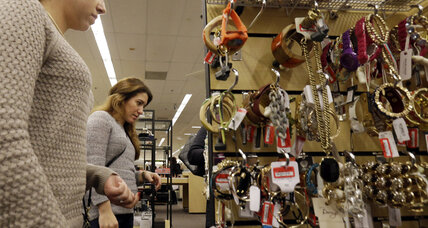US consumer confidence reaches levels not seen in nearly eight years