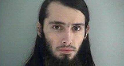 How alleged lone wolf terrorist plotted attack on US Capitol – and was stopped