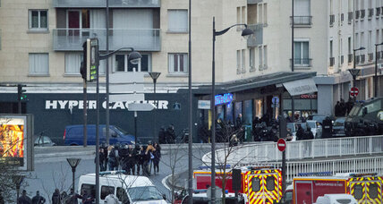 Weapons used in both Paris terror attacks came from abroad, police say