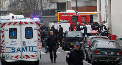 At least 12 dead after terror attack at Paris newspaper office