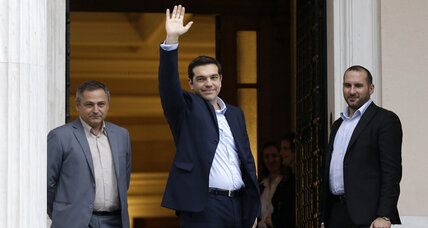 As Syriza takes reins, Greek hopes are high. Can they be met? (+video)
