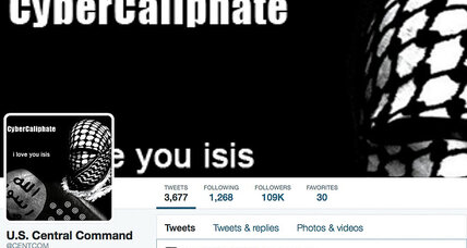 Centcom Twitter hack and the rewards of digital vandalism