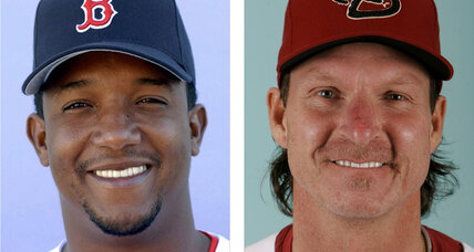 Randy Johnson, Pedro Martinez among four elected to Baseball Hall of Fame