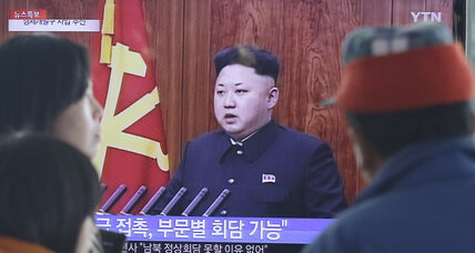 Kim Jong-un open to talks with South Korea