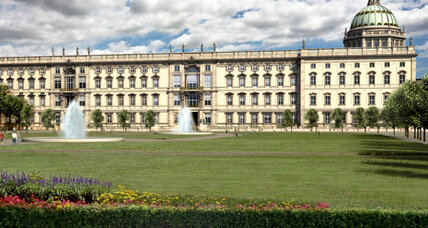 Rebuilt palace will again be the historic center of Berlin