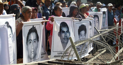 Mexico: Scientists challenge claim that 43 students burned at dump