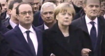 Optics politics: Why Obama skipped the Paris rally with other world leaders