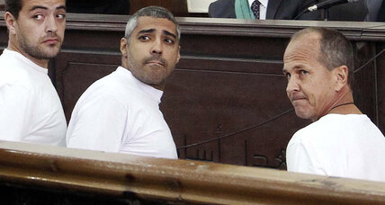 Egyptian court orders retrial for Al-Jazeera journalists (+video)
