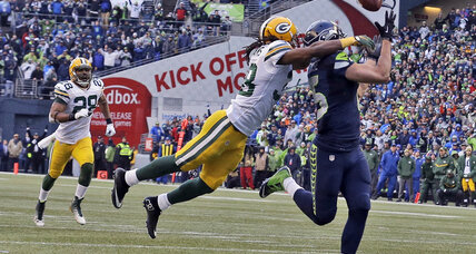 NFC Championship: Seahawks overtake Packers in OT, 28-22