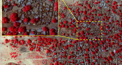 Boko Haram: Satellite images point to scorched-earth rampage