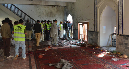 Over 50 dead in Pakistani Shiite mosque bombing