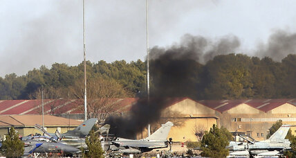 At least 10 dead after Greek F-16 jet crashes in Spain