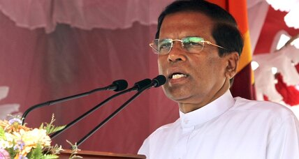 A gem of an election for Sri Lanka