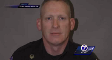 Vetern Albuquerque cop recovering after being shot during traffic stop
