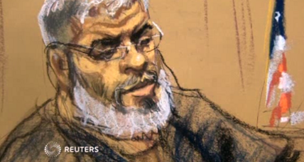 US court sentences radical cleric to life in prison