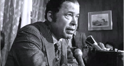 Groundbreaking Senator Edward W. Brooke dies