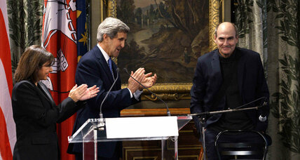 John Kerry reminds Paris: 'You've got a friend' in US (+video)