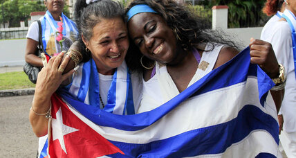 Cuba releases 53 dissidents, part of US deal (+video)
