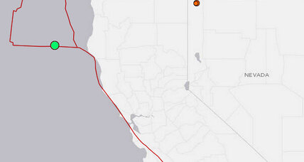 Earthquake off coast shakes Northern California: Biggest 2015 quake (so far)