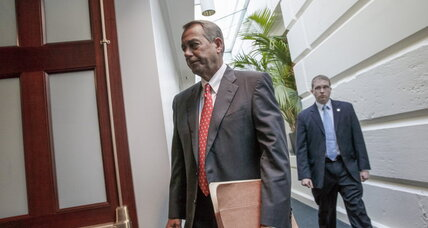 Do GOP voters want Boehner out as speaker?