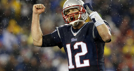 AFC Championship: Patriots romp past Colts to face Seahawks in Super Bowl