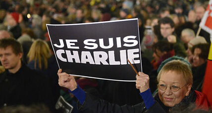 Why #IAmNotCharlie is a trending hashtag on Twitter