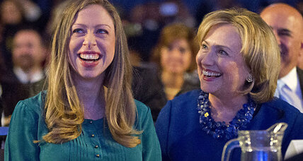 Why the Romneys are lunching with Chelsea Clinton. Awkward?