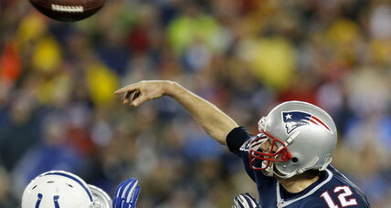 #Deflategate: Did Patriots deflate footballs for Colts game?