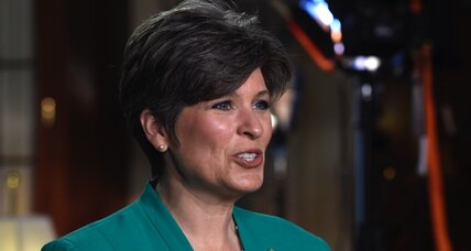 Iowa's Ernst on SOTU response: New Republican Congress will work for America