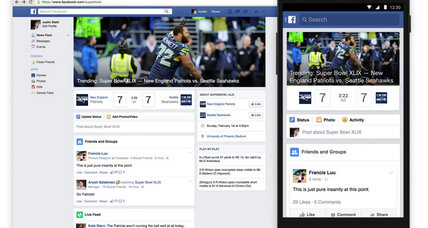 Facebook vs Twitter: who will win in the targeted Super Bowl ads game?