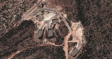 Experts cast doubt on Spiegel claim of Syrian nuclear facility