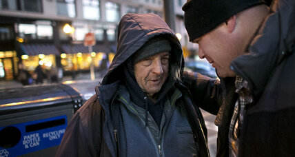 Blizzard 2015: How Boston and NYC are helping the homeless