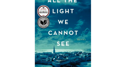 'All the Light We Cannot See' won't be dislodged from bestseller lists