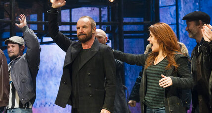Sting's Broadway show 'The Last Ship' will close