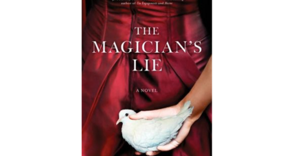 'The Magician's Lie': A blend of 'The Night Circus' and 'Water for Elephants'?