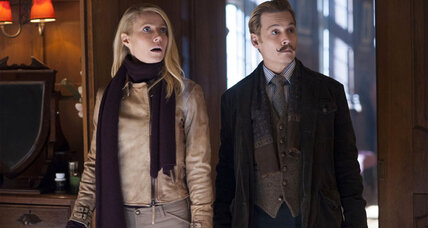 Johnny Depp's comedy 'Mortdecai' bombs at the box office (+video)
