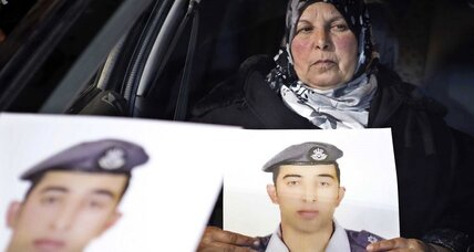 Jordan would swap a mass murderer for its ISIS-held pilot. Is that a mistake? (+video)