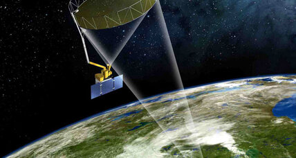 NASA to launch satellite that will track droughts from space
